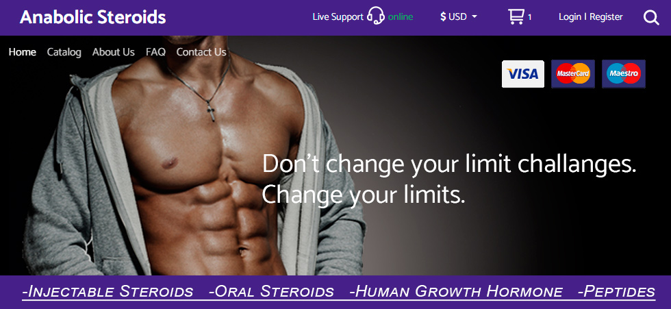 Supplement similar to steroids